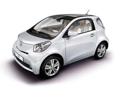 usata Toyota iQ iQ1.0 CVT Trend Berlina [USATO]