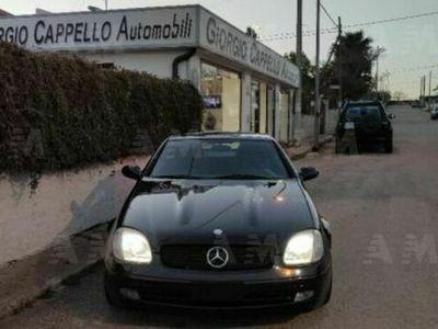 usata Mercedes SLK200 cat Kompressor usato
