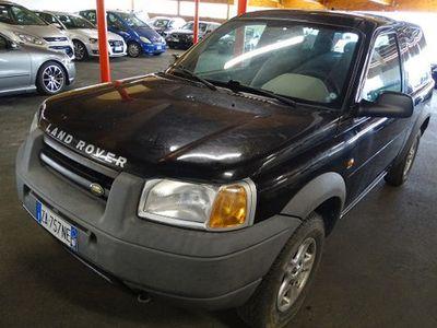 używany Land Rover Freelander 1.8 4×4 Hardback gancio