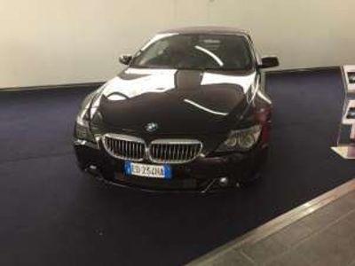 usata BMW 645 Cabriolet ci cat benzina