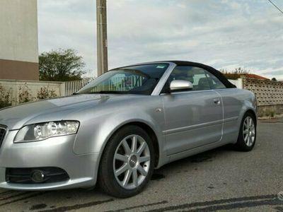 usata Audi A4 Cabriolet 2.0 TDI.Affarissimooooo