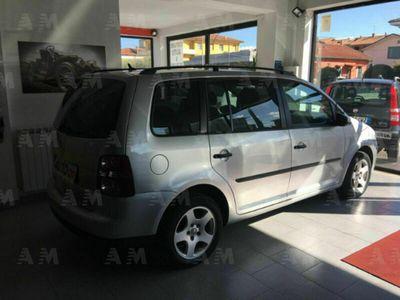 usata VW Touran 16V TSI 150CV Trendline Ecofuel usato