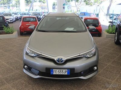 brugt Toyota Auris 2nd serie Touring Sports 1.8 Hyb...