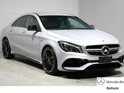 usata Mercedes CLA45 AMG 4matic auto comand
