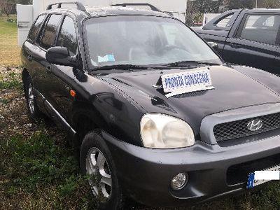 brugt Hyundai Santa Fe 1ª serie - 2003