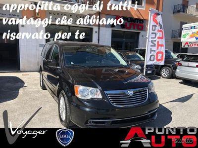 usado Lancia Voyager GOLD 7 POSTI -NAVI- PELLE -