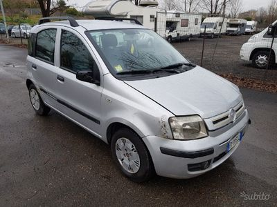 usata Fiat Panda 1.2 GPL - carrozzeria rovinata - 2009