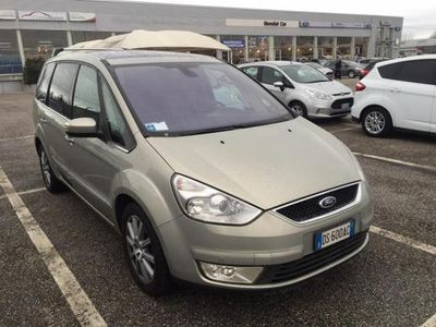 used Ford Galaxy 2.0 TDCi 140CV Ghia DPF