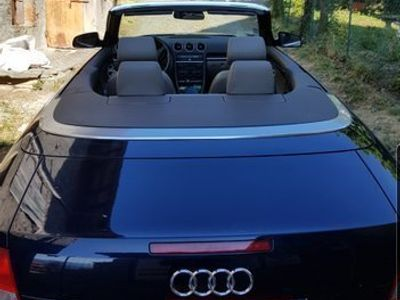 usata Audi A4 Cabriolet gpl