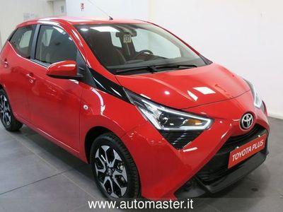 begagnad Toyota Aygo 1.0 VVT-i 72 CV 5 porte x-play