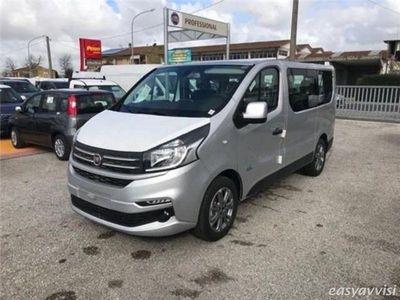 usata Fiat Talento combi 8 posti 1.6 twinturbo mjt 145cv km0 diesel