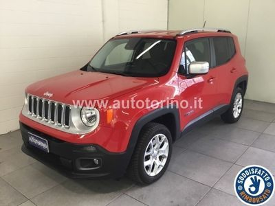 second-hand Jeep Renegade 2.0 Mjt 140CV 4WD Active Drive Low L