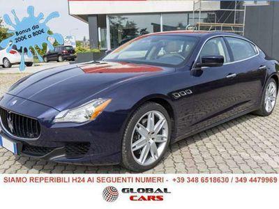 usata Maserati Quattroporte 3.0 Diesel 275 CV/Tetto/Skyhook/Kardon/1° Prop