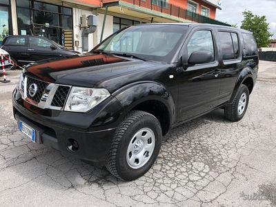 used Nissan Pathfinder 2.5 DCI SE 4X4