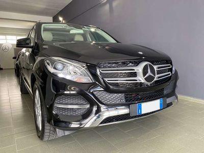 usata Mercedes GLE250 d 4Matic Exclusive Plus