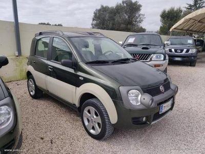 używany Fiat Panda Cross 2 SERIE 1.3 MJT 16V 4X4
