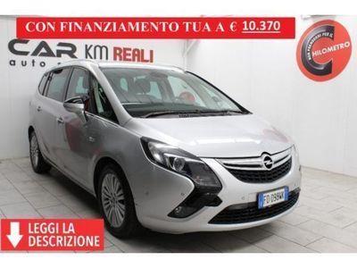 used Opel Zafira Tourer 2.0 CDTi 130CV 7P Cosmo (NAVI+AUTOM.)GAR. 24 MESI