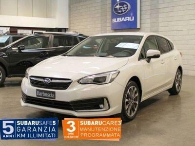 usata Subaru Impreza 1.6i Lineartronic Style nuova a Pescara