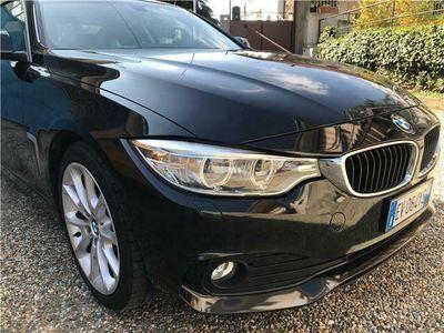używany BMW 420 Serie 4 d Coupé Sport