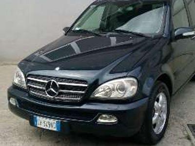 usata Mercedes ML400 turbodiesel cat CDI