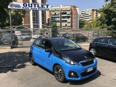 usata Peugeot 108 VTi 68 CV 5 porte X Factor - AZIENDALE