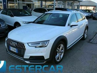 usata Audi A4 Allroad 2.0 TDI 163 CV S tronic Business Evolution