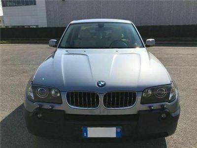 usata BMW X3 (E83) 3.0d cat