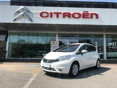 used Nissan Note (2013-2017) 1.5 dCi Acenta Plus