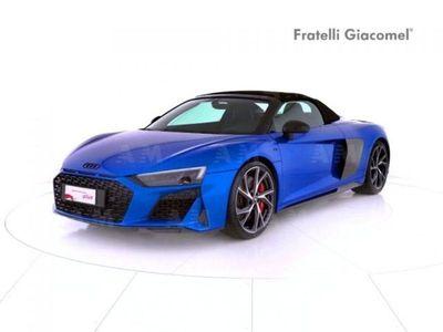 usata Audi R8 Spyder Cabrio V10 S tronic performance nuova a Assago