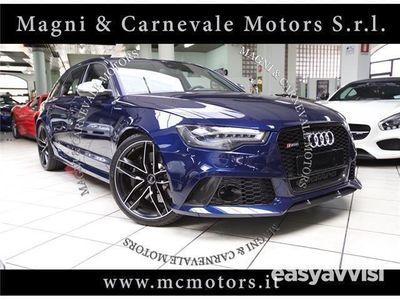 usata Audi RS6 AVANT - PACCHETTO CARBONIO - PACCHETTO DINAMICO RS
