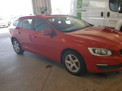 brugt Volvo V60 D3 Geartronic Kinetic WAGON