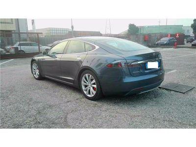 gebraucht Tesla Model S 85KW Performance