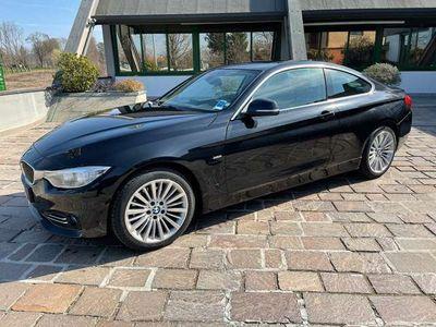 usata BMW 420 LUXURY G.TRAINO PELLE XDRIVE KM 99407 NAVI TETTO