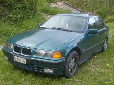usata BMW 318 Serie I (E36) - 1992 ASI METANO