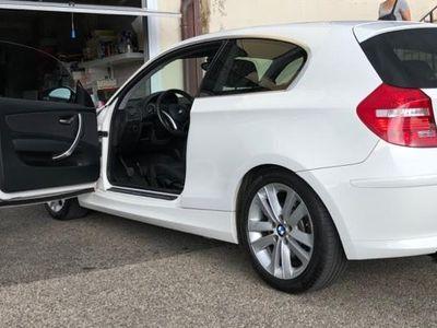 usata BMW 123 Serie 1 (E81) cat 3 porte Futura DPF