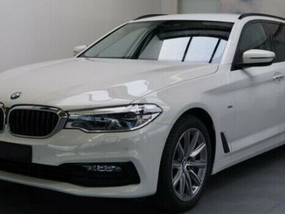 usata BMW 530 D Touring xDrive Sport Line Navi LED Camera