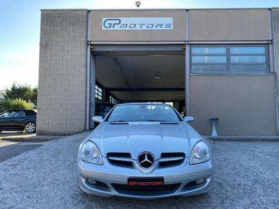 usata Mercedes SLK200 Kompressor MANUALE ! 1 PROPRIETARIO ! SOLO 64000KM