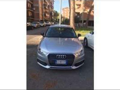 usata Audi A1 1.6 TDI 116 CV Metal plus