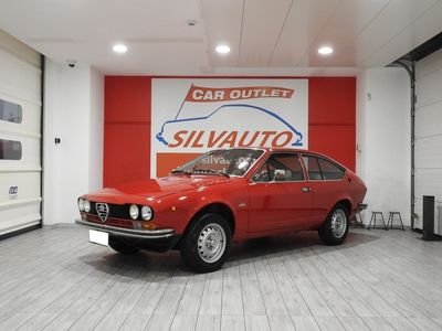 usata Alfa Romeo Alfetta GT/GTV 1.6 116.04 1^SERIE – ISCRITTA ASI CON CERTIFICATO DI RILEVANZA STORICA E COLLEZIONISTICA – SUPERPREZZO (1978)