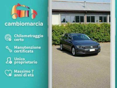 usata VW Passat Variant Businessline 2.0 TDI BlueMotion Technology