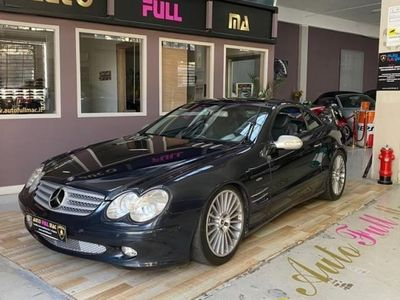 usata Mercedes SL500 ALLESTIMENTO AMG