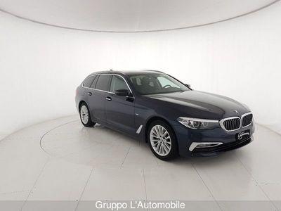 usata BMW 520 Serie 5 Touring G31 Touring d touring Luxury auto