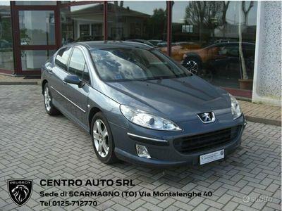 usata Peugeot 407 Sport Pack Tecno 2.0 Hdi 136cv