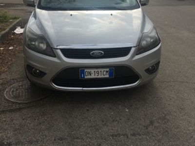 gebraucht Ford Focus SW 1600 tdci