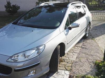 usata Peugeot 407 2.0 HDi aut. SW Sport Pack Tecno