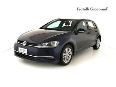 usata VW Golf 5p 1.6 tdi Business 115cv dsg