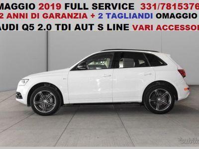 usado Audi Q5 2.0 tdi aut s line 2 anni di garanzia