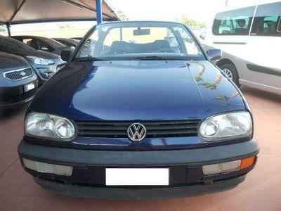 used VW Golf Cabriolet 1.9 TDI cat Movie