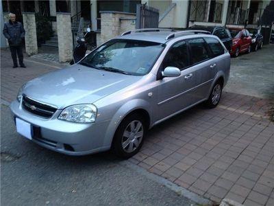 usata Chevrolet Nubira 1.6 Gpl Sw Se Usato