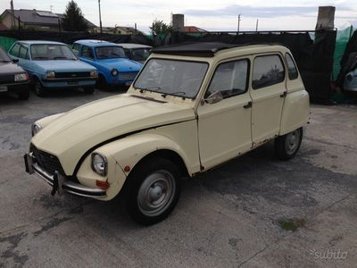 used Citroën Dyane - 1980